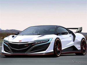 本田超跑NSX将推Type R版本性能提升至650匹