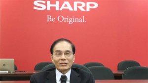 夏普成立108周年戴正吴:关注健康医疗合作