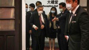 日本前首相森喜朗:李登辉让日本人有自信盼深化台日关系