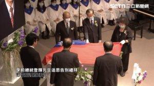 李登辉辞世/永怀民主先生…安倍晋三、达赖喇嘛悲伤追悼