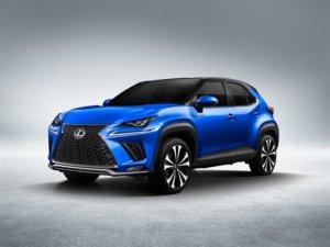 Lexus有意推出更入门跨界休旅!全新LBX预想图曝光