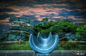 伊豆长冈体育世界水上乐园