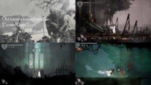 《Ender Lilies》新2D横板动作冒险公开,少女与不死者携手拯救荒废世界