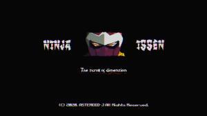 《Ninja Issen 忍者一闪》2D横板忍者动作冒险正式发表