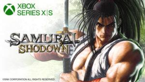 剑戟对战格斗游戏《SAMURAI SHODOWN》Xbox Series X/Xbox Series S版将于冬季发售!