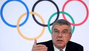 东京奥组委主席:巴赫可能下月访问日本