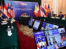 东盟外长会议开幕 美中对立成焦点