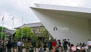 京都铁道博物馆:大小铁道迷必玩圣地
