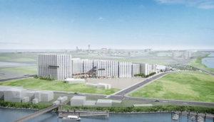 之后来东京住哪?住羽田机场附近就好啦!崭新「羽田新市区复合商场」2022年全新开幕