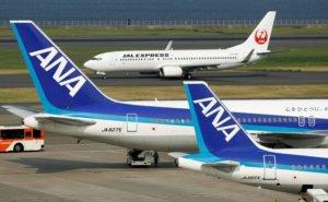 全日空与日航将恢复部分中国航线