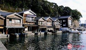 日本三景之一「天桥立」:顺游最美渔港「伊根」