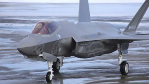 美军10月起将耗时半年在岩国追加部署F-35B