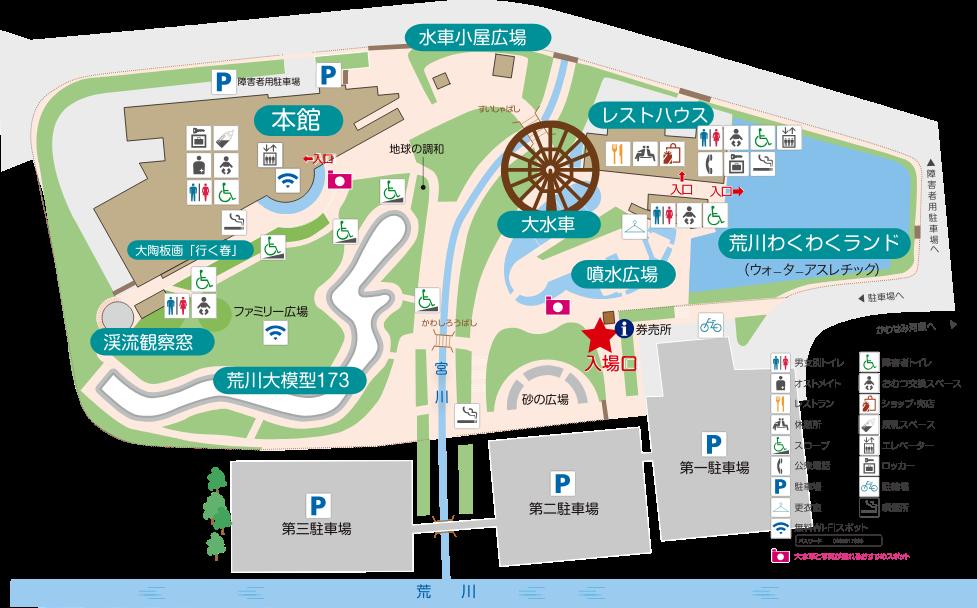 埼玉県立川の博物館(かわはく)公式HPから引用