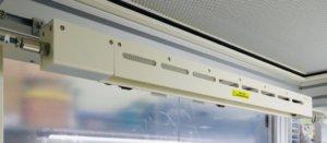 保障半导体制程电路安全昱凯引进日本免耗材型除静电棒