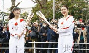 东京奥运圣火传递明年3月25日在福岛县启动