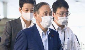 自民党总裁选举8日发布公告 候选人加紧活动
