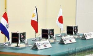 九州工业大学公开3颗超小型人造卫星