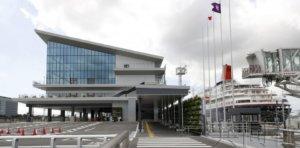 东京国际邮轮码头开业 停靠计划未定