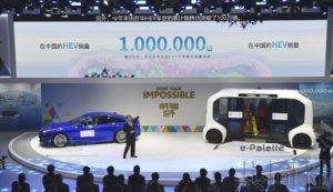 北京国际车展开幕 为疫情后最大车展