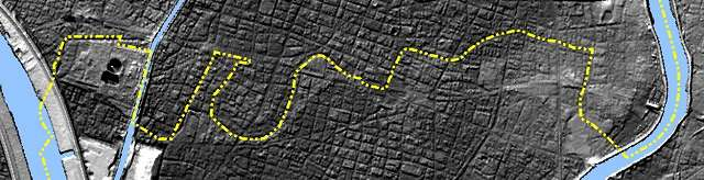 都道府県や市区町村の境界線にスポットを当てての町歩き、境界協会【連載:アキラの着目】