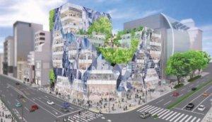 表参道又有逛街新地标!前卫现代建筑商场「神宫前6丁目」2022年开幕