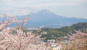 大山:四季景色更迭的浪漫