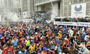 东京马拉松将于明年秋季举行