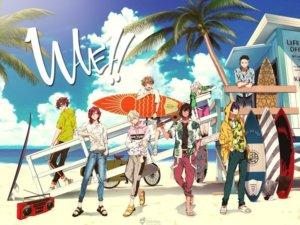 2020冬季开始可以在手机冲浪!手机游戏新作《WAVE!!》公开最新情报!