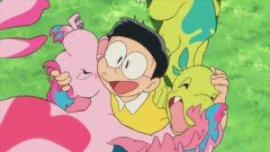日本动画发威!《大雄的新恐龙》《紫罗兰》宝岛票房开出新高