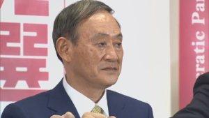 菅义伟内阁支持率55% 近8成日人忧疫情