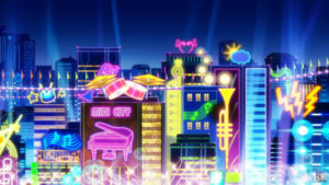 三丽鸥乐团手游改编动画新章《SHOW BY ROCK!!STARS!!》2021年一月播出!!