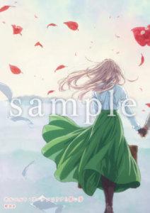 《电影版紫罗兰永恒花园》日本上映十天票房打破八亿日圆,推第三周观影礼外传小说