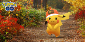 《Pokémon GO》世界帽子/初始帽子小智帽皮卡丘10月聚焦时刻限定登场