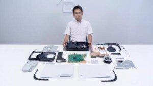 PS5公开实机拆解影片更大的散热系统且易拆卸扩充储存装置