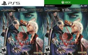 《恶魔猎人5 特别版》实体包装版海外发售日决定