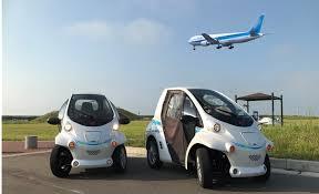 丰田通商在仙台机场推出超小型EV租车服务