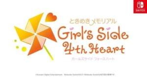 《纯爱手札》系列女性向最新作《纯爱手札Girl's Side 4th Heart》Switch推出确定