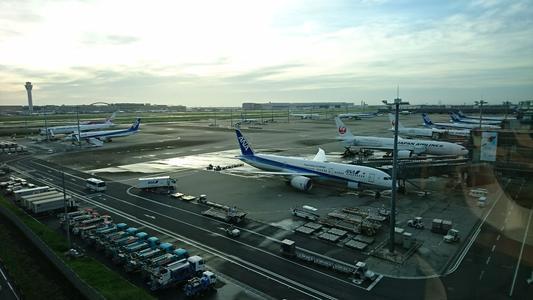 全日空:为控制运营成本今后会将资源集中在羽田机场
