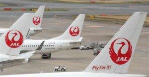 日航二季度主营业务预计亏损850亿日元