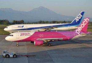 全日空将与乐桃航空联运货物,计划2021年扩大到国际航线