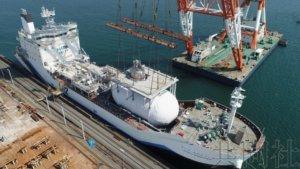 日本明年启动从澳大利亚进口液态氢实证试验