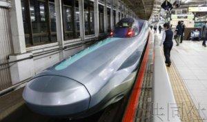 JR东日本下一代新干线行驶试验达到时速380公里