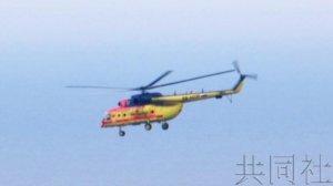 俄直升机侵犯日本领空 自卫队战机紧急升空