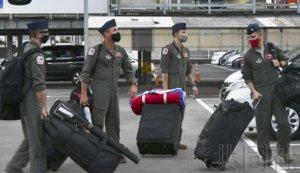 宫崎县再次要求防卫省使美军在基地住宿