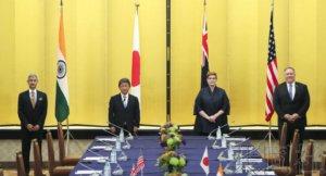 日澳外长会谈确认扩大安保与经济合作