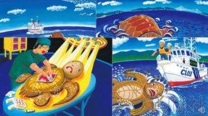 日本海保发布动画视频宣传海洋环保