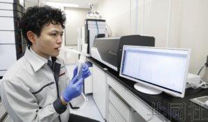 日本成功研发呼气测新冠的检测法