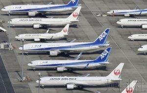 日航本财年预亏逾2000亿日元 重新上市后首亏