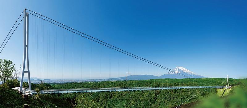 日本最長400mの人道吊橋「三島スカイウォーク」、特別プラン10/31(土)まで【連載:アキラの着目】