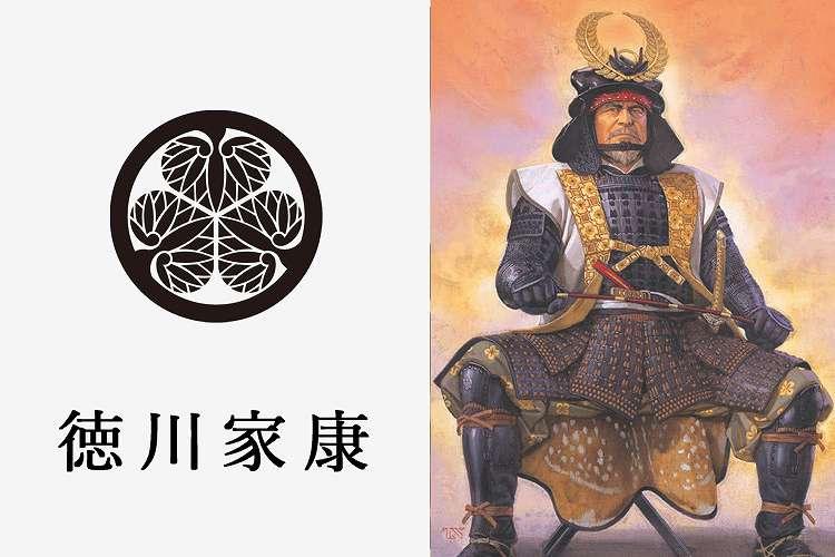 徳川家康 ぎふゆかりの武将 戦国総選挙HPから引用